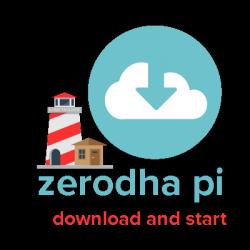 Download Zerodha Pi