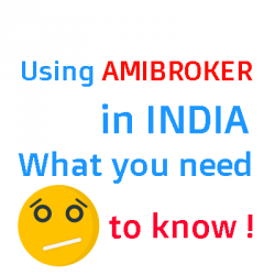 Using Amibroker in India Facts