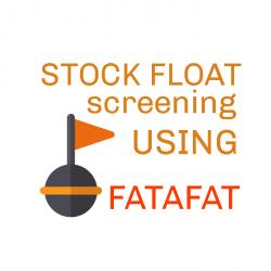 stock float screening